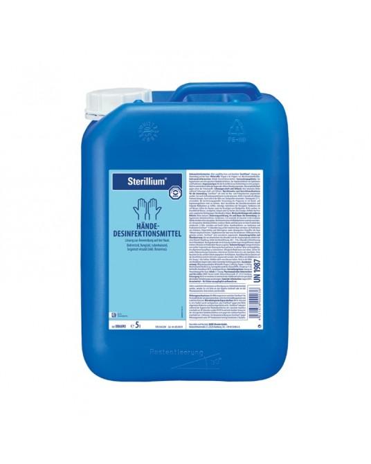 Płyn do dezynfekcji rąk Sterillium, 5 L BODE