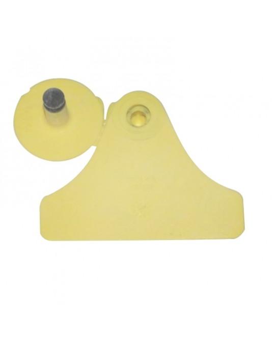 Kolczyk żółty - komplet - Sklep medyczny / weterynaryjny - Sigmed