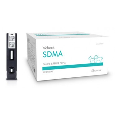 Тест-катрідж SDMA у кішок і...