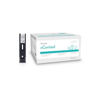 Тест-катрідж cCortisol...